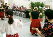 はじめてのフラダンス